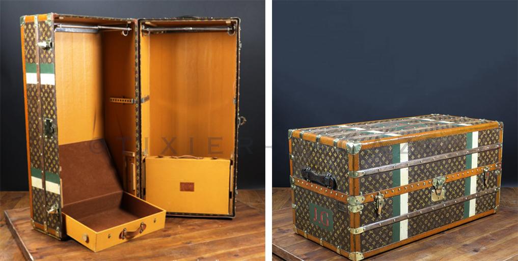 Compo Malle Vuitton Double